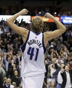 Dirk Nowitzki, One of the best 7 footers that ever played the game and humble.