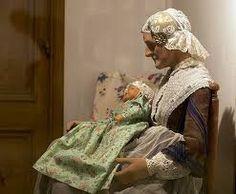 Afbeeldingsresultaat voor klederdracht holland poppen