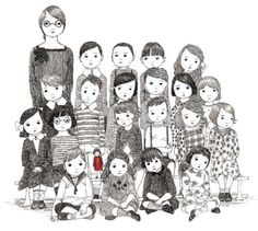 When i was small by Julie Morstad.