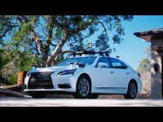 CAR.BLOG.BR - Carros: Toyota apresenta seu primeiro modelo autônomo - vídeo