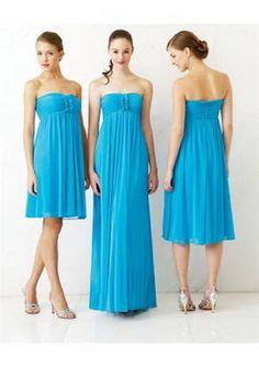 Nice Sky blue bridesmaid dresses Review