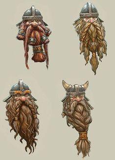 Arcadia Quest Fantasy Dwarf, Fantasy Rpg, Medieval Fantasy, Fantasy Races, High Fantasy, Fantasy Warrior, Fantasy Inspiration, Character Inspiration, Character Portraits
