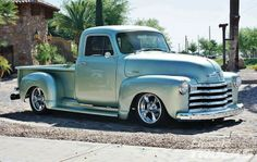 51 old chevy