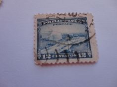 12 Philippines postage Stamp