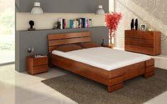 Łóżko bukowe Visby Sandemo High Drawers (z szufladami) - Raj Materacy Tarnów Drawers, Bedroom, House, Furniture, Design, Home Decor, Luxury, Homemade Home Decor, Haus