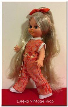 Παλαιοπωλείο Εύρηκα Eureka Vintage shop: Μικρή κούκλα ROMEO Toys, Vintage, Style, Fashion, Activity Toys, Swag, Moda, Fashion Styles, Clearance Toys