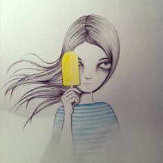 Afternoon Delight - Hilda Palafox.