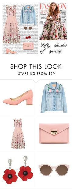 """Fifty shades of pink"" by dorey on Polyvore featuring City Classified and Christian Dior"