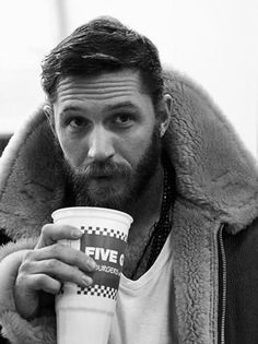 Tom Hardy by Greg Williams - Esquire UK May 2015