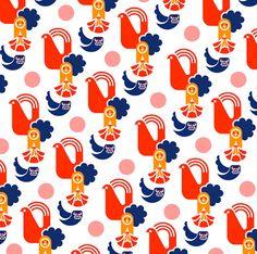 print & pattern: May 2007