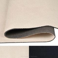 Alicante Extra perforéPour tuning habitacle banquette de votre voiture c'est un tissu qui a l'aspect du suède, du daim. Elle possède toute les qualité du vrai suède sans ses incovénient. Grâce a une couche de mousse de polyuréthane de 3mm elle est parfait pour habitacle ou banquette de votre voiture, bateaux...Alicante Extra est laminer a chaud ce qui augmente encore ses qualité.La perforation est similaire a celle de la sellerie des voiture de marque: Mercedes, Opel, Ford (MK1). ...