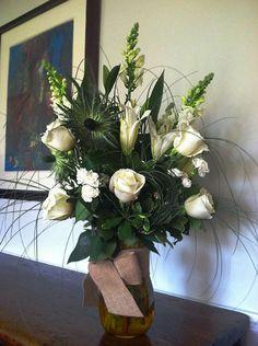 Sympathy Flowers Portfolio - Gallery - B. Ray Floral Design