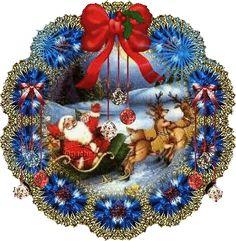Merry Christmas Gif, Merry Chistmas, Holiday Gif, Vintage Christmas Lights, Christmas Frames, Christmas Scenes, Christmas Pictures, Christmas Greetings, Winter Christmas
