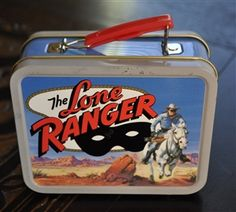 Store Temporarily Closed for Maintenance- Store Temporarily Closed for Maintenance The Lone Ranger tin lunchbox for Cheerious. Vintage Lunch Boxes, Cool Lunch Boxes, Metal Lunch Box, Vintage Cartoon, Vintage Toys, Lunchbox Design, Japanese Lunch Box, Old School Toys, School Lunch Box