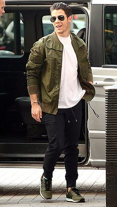 Nick Jonas sported a pair of aviator shades as he greeted fans outside BBC Radio 1 Studios in London on April 10.