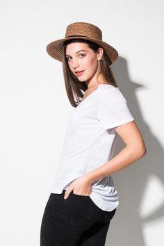 Harvey Amber Hat www.ecomono.com.au