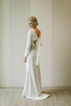Vestido de novia  Bride dress Robe du mariée