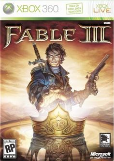 fable <3 - Played on Xbox 360.