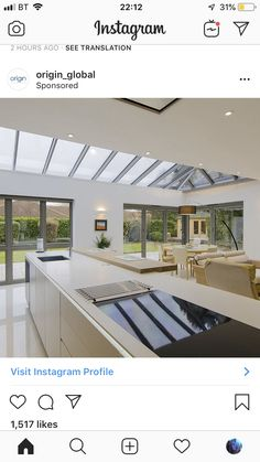 Kitchen Diner Lounge, Kitchen Diner Extension, Open Plan Kitchen Diner, Open Plan Kitchen Living Room, Kitchen Family Rooms, Aga Kitchen, Open House Plans, Dream House Plans, Orangery Extension