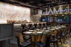 Vanimal Vegetarian Restaurant by via. architecture, Hong Kong » Retail Design Blog