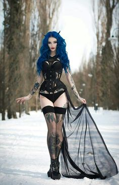 A page were you can see that goth can still mean beautiful . A place to be Goth and proud. Dark Beauty, Goth Beauty, Dark Fashion, Gothic Fashion, Steampunk Fashion, Emo Fashion, Korean Fashion, Latest Fashion, Fashion Trends