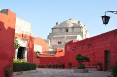 Monastère Santa Catalina Arequipa Peru