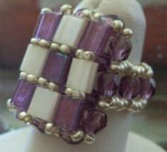 Beautiful Jewelry made with Miyuki TILA Beads