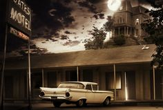 The Bate's Motel