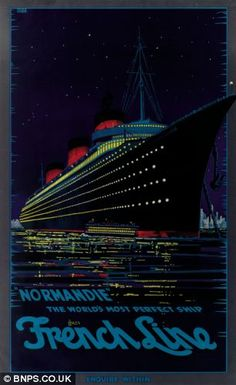 Collection of Art Deco posters luring travellers across the world set to sell for £200,000