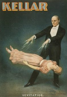 Magician Harry Kellar (July 11, 1849 – March 10, 1922) was an American magician who presented large stage shows during the late 19th and early 20th centuries.