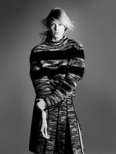 sportmax fall ads8 Sigrid Agren Stars in Sportmax Fall 2013 Campaign by David Sims