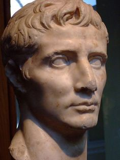 Head of the Emperor Augustus