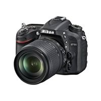 Nikon D7100 24.1 MP Digital SLR Camera with AF-S DX 18-140mm VR lens