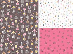 Surface Pattern Portfolio Sam Osborne - Sam Osborne - Design & Illustration