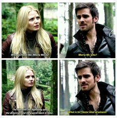 That time Emma didn't realize who she was talking to