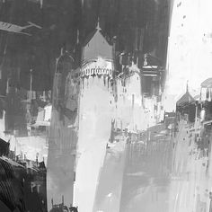 Concept art for Guild Wars 2: Heart of Thorns