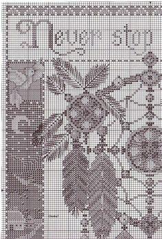 dream catcher 01 part 9 Gallery. Cross Stitch Books, Cross Stitch Needles, Cross Stitch Kits, Cross Stitch Charts, Cross Stitching, Cross Stitch Embroidery, Dream Catcher Patterns, Funny Cross Stitch Patterns, Native American Crafts