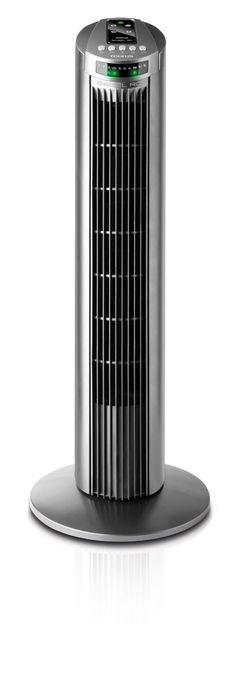 Ventilador de Torre Taurus El Ventilador de Torre para los aficionados son una respuesta económica para sus necesidades de refrigeración. Son fáciles de instalar, fácil de operar y lo más importante resultará en ahorros de energía. Pueden ser utilizados solos en clima templado o pueden utilizarse para complementar el aire acondicionado durante los veranos calurosos. Los aficionados le dará la ventaja de ajustar el aire acondicionado a una temperatura más alta, lo que resulta en un ahorro de…