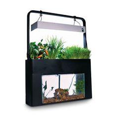 AquaSprouts Garden Kit - (Light Bulbs/Aquarium Not Included)