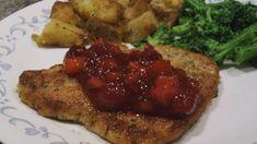 Breaded Pork Tenderloin, Pork Cutlets, Pork Tenderloin Recipes, Pork Recipes, Cooking Recipes, Pork Chops, Game Recipes, What's Cooking, Cooking