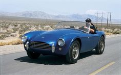 1962 Shelby Cobra CSX2000 Front View