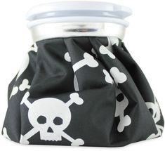 Ice Bag - Skulls by Kingsley