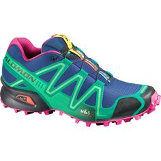 Salomon Speedcross 3 Trail Running Shoes (Women's) - Mountain Equipment Co-op. Free Shipping Available $125
