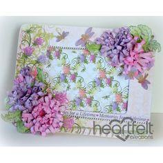 Heartfelt Creations - Decorative Enchanted Mum Frame Project