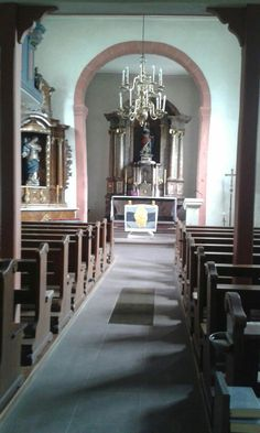 St bartholomäus Schwabenheim