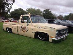 1984 Chevy Custom Deluxe