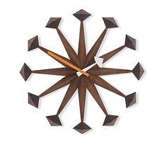 Nelson™ Polygon Clock