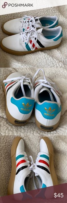 Men High Top Shoes Adidas on Poshmark