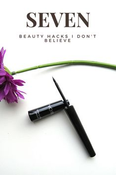 Seven beautyhacks I don't believe. These beauty hacks are for teens, for every girl. And these beauty hacks promise they are against acne, the best natural skincare and makeup. Well, maybe these work overnight tho.