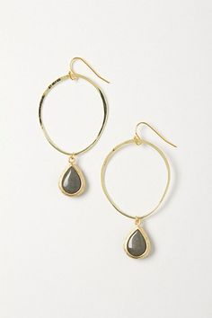 Wrought Helena Drops at Anthropologie... only $32! I think I would wear these a lot.